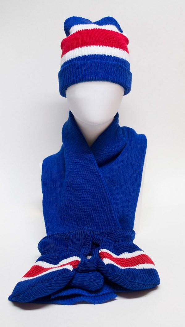 ec0db240400 NHL Winter Apparel   NY Rangers Toque Alone